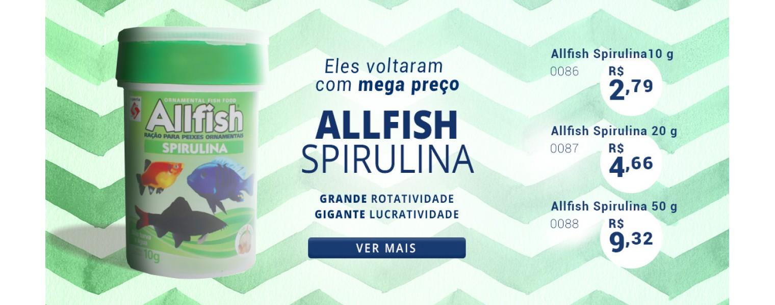 Allfish Spirulina