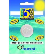 0111 - NUTRAL ALIMENTO FERIAS 5 DIAS - 12G