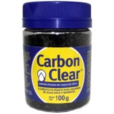 0550 - CARVAO ATIVADO CARBOM CLEAR 100G