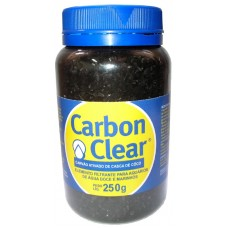 0560 - CARVAO ATIVADO CARBOM CLEAR 250G