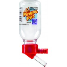 4003 - BEB HAMSTER PINGOO PET VIDRO MINI 60ML