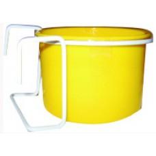 CANECA PLASTICA SUPORTE ARAME - 190ML