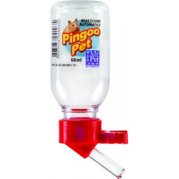 BEB HAMSTER PINGOO PET VIDRO MINI 60ML