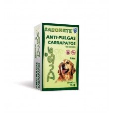 7011 - SABONETE DUG S ANTIPUGAS/CARRAPATOS 80G