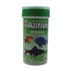 0090 - ALLFISH SPIRULINA 20G