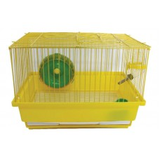 4506 - GAIOLA HAMSTER MR HOUSE SMALL