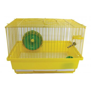 GAIOLA HAMSTER MR HOUSE SMALL