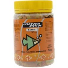 0122 - NUTRAFISH BASICA 50G