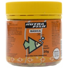 0121 - NUTRAFISH BASICA 20G