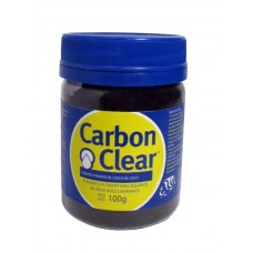0550 - CARVAO ATIVADO CARBOM CLEAR 100G